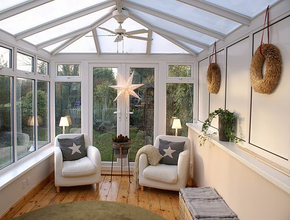 Small Conservatory Decorating Ideas Houspire Conservatory