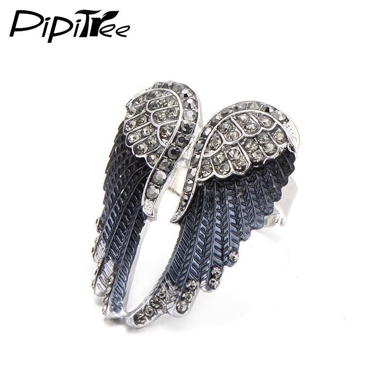 New beauty essential! Get yours before it's gone! http://mydailybeautydeals.com/products/angel-wings-ring-antique?utm_campaign=social_autopilot&utm_source=pin&utm_medium=pin