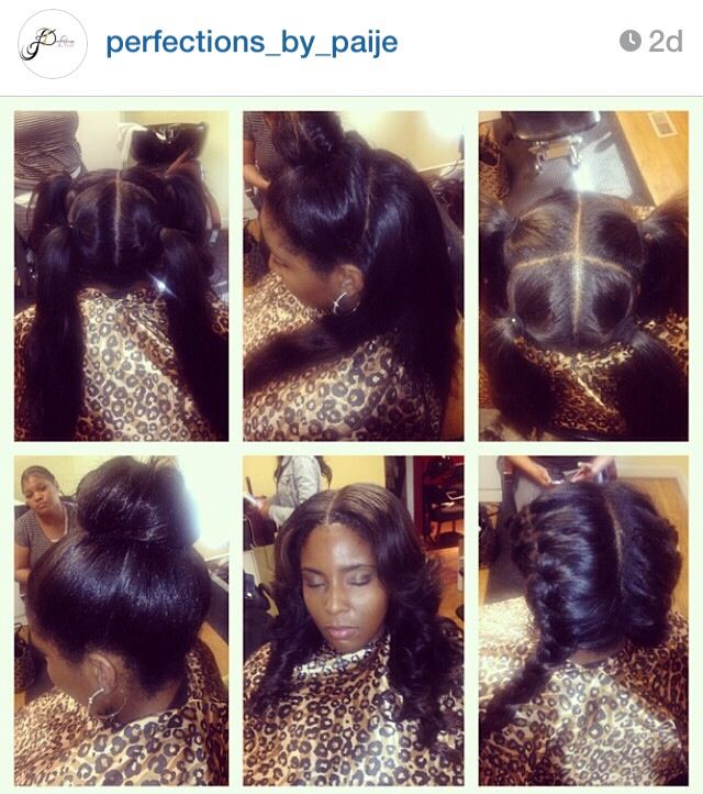 Vixen Sew In Hair Mania Pinterest Vixen Hair Style And Weave