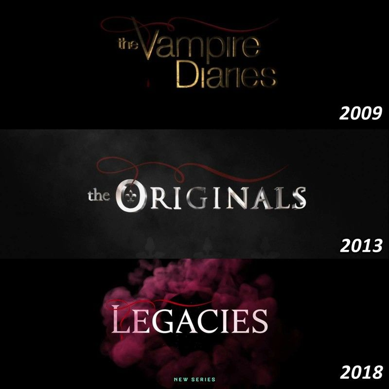 I honestly think Legacies is gonna be like TVD since SOMEONE can't come up with new ideas.
