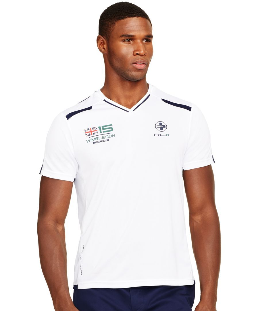 Polo Ralph Lauren Wimbledon Rlx T Shirt My Tastes In Fashion And