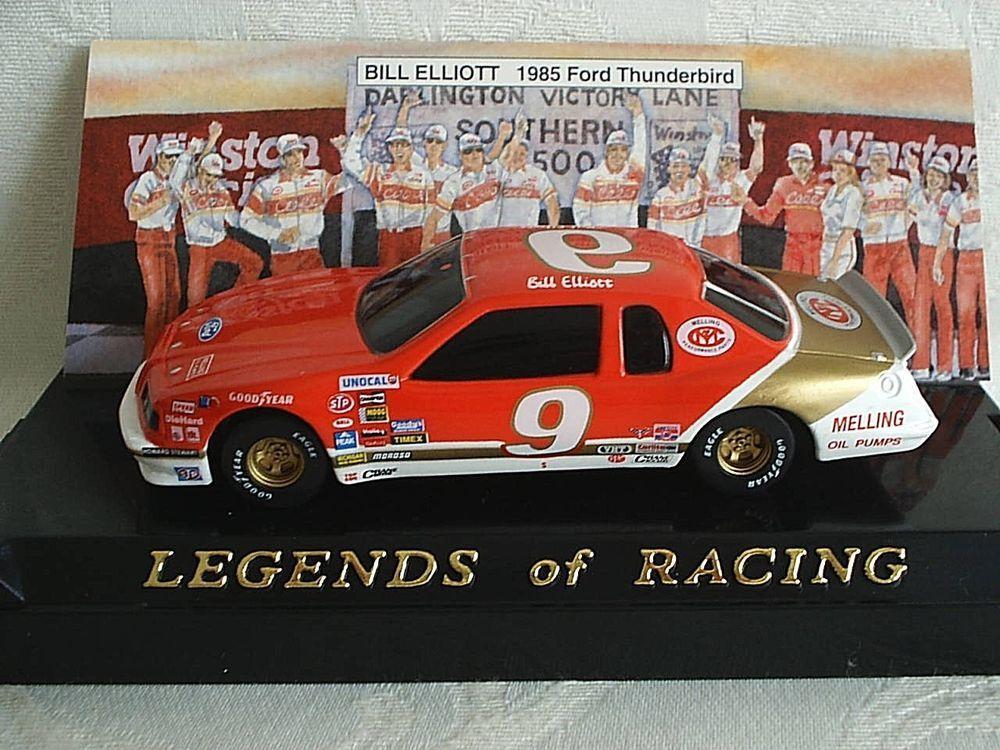 1992 Legends Of Racing 9 Bill Elliott Melling Million