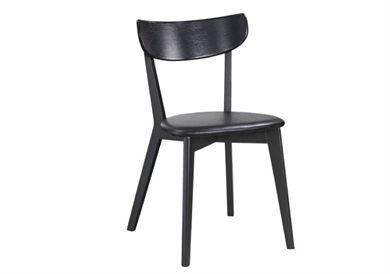 Ami stol 2 pack i ek från Rowico | Stolar, Matstolar, Möbler