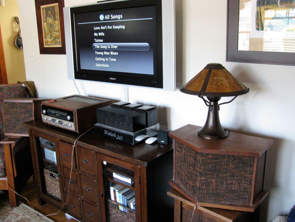 Bose 901 Setup | Hi Fi Vintage | Audio, Audiophile, Bose