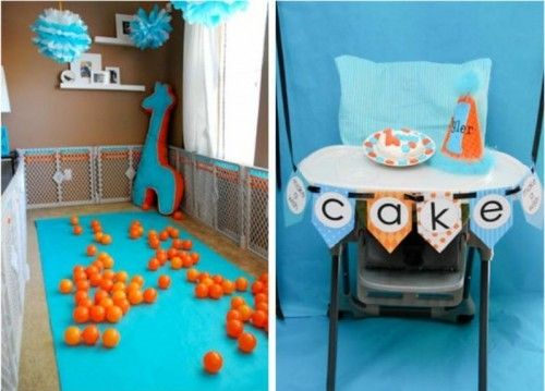 46 First Birthday Party ideas for your little one Party Ideas