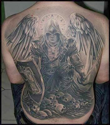 Pai Guerreiro Tattoo Pesquisa Google Belles Tatuagem