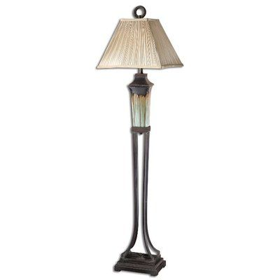 Buy uttermost olinda 6525 inch floor lamp on sale online floor buy uttermost olinda 6525 inch floor lamp on sale online aloadofball Image collections