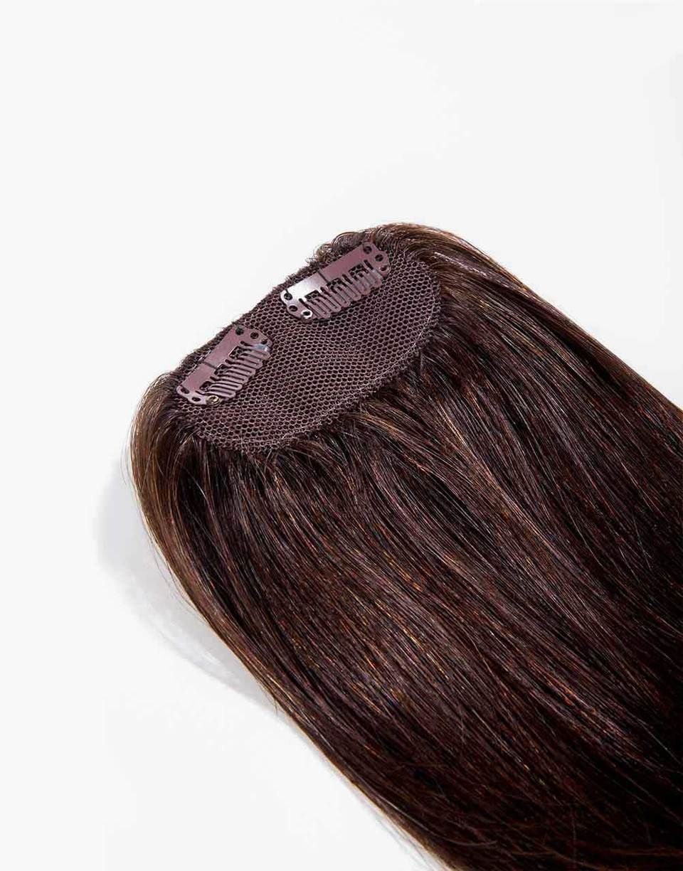 Bumper Human Hair Pieces Volume Hair Heat Styling Products
