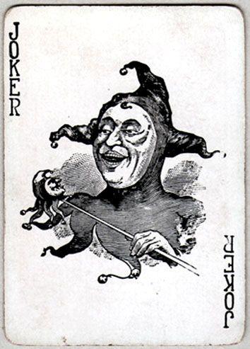 Epingle Par Patrice Blin Sur Cartes Joker