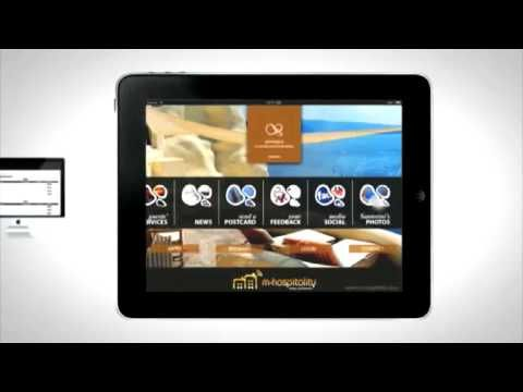 M Hospitality Youtube Demonstration With Images Hotel App