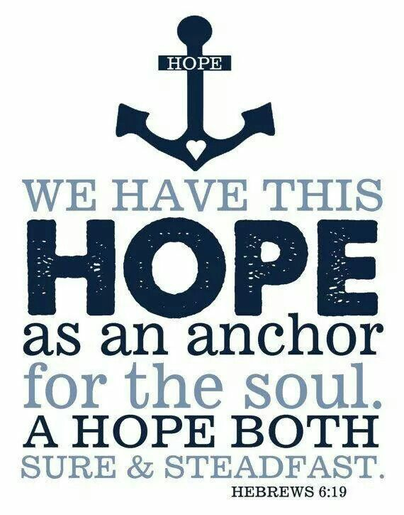 Elegant Hebrews 6:19