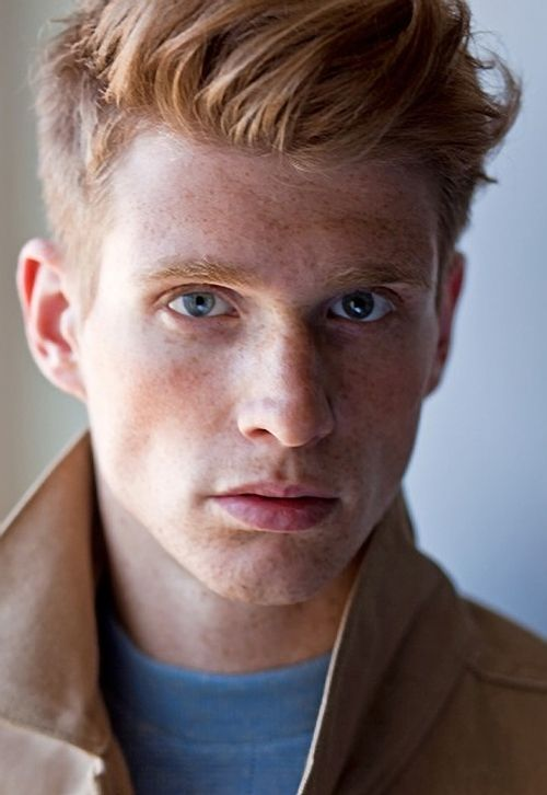 Noel By Sam Scott Schiavo Red Hair Men Blonde Hair Boy Blonde Guys
