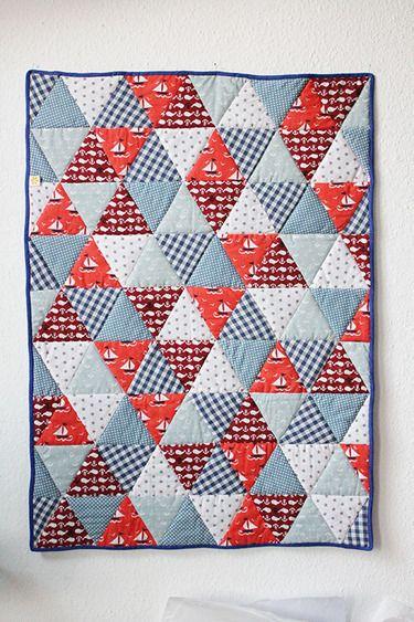Dawanda Sagt Danke Patchworkdecke Quilts Steppmuster
