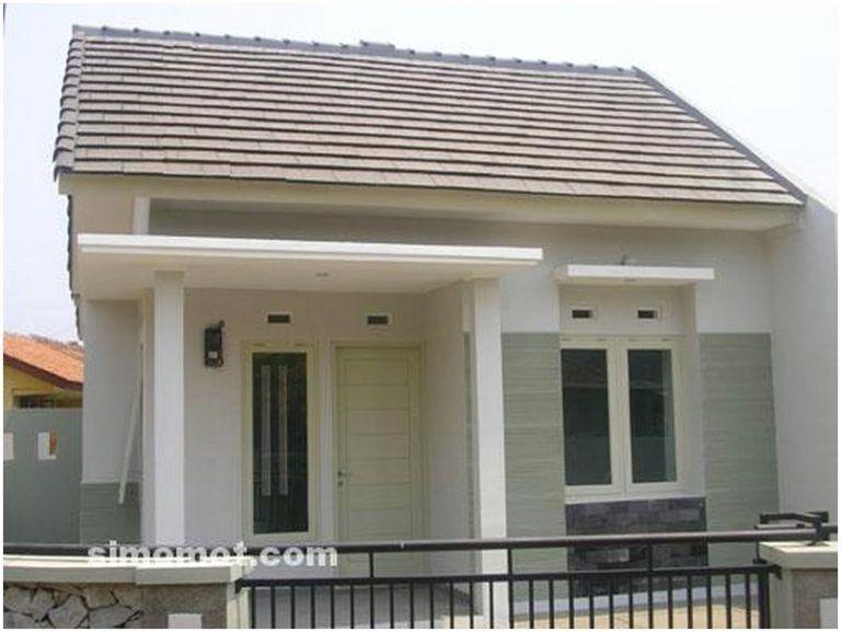 Ide Mempesona Model Desain Rumah Minimalis 1 Lantai Mewah Nyaman Elegan Warna Putih Tampak Depan Rumah Minimalis Rumah Arsitektur Modern