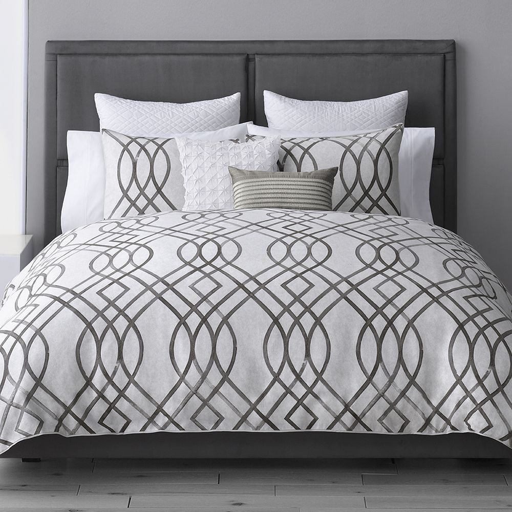 Fine Tune Your On Trend Look With This Simply Vera Duvet Cover Set