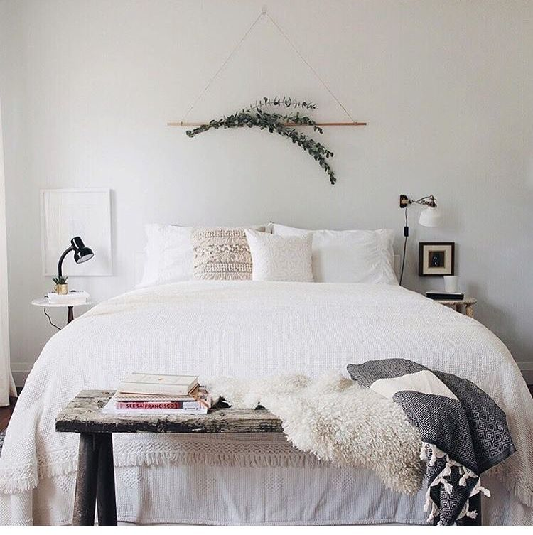 Room Bedside idea For My New