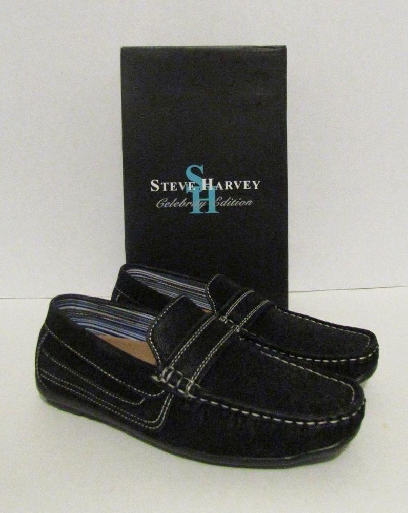 a71bb5188f9 STEVE HARVEY CELEBRITY EDITION BLACK SLIP ON SHOE SIZE 5 US  fashion   clothing  shoes  accessories  womensshoes  flats (ebay link)