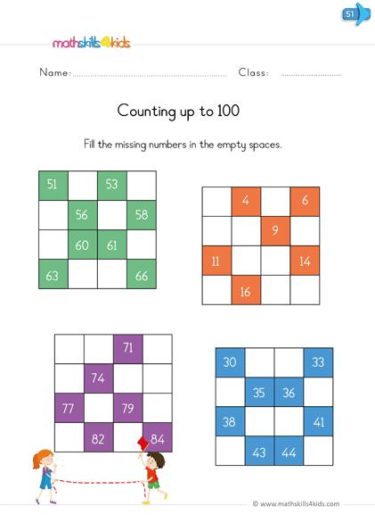 Superb square worksheets for preschool Wonderful