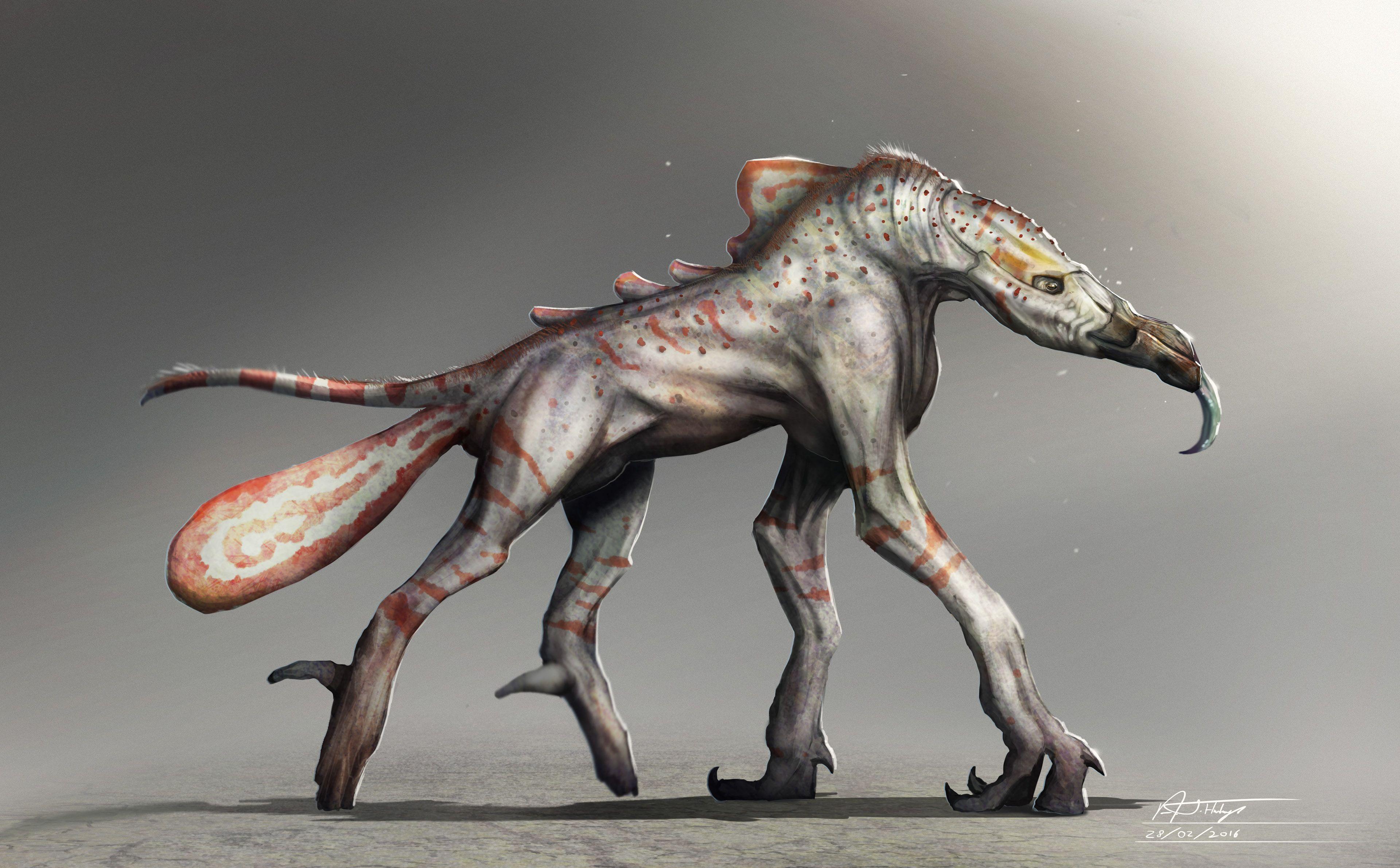 картинки инопланетный волк удобное