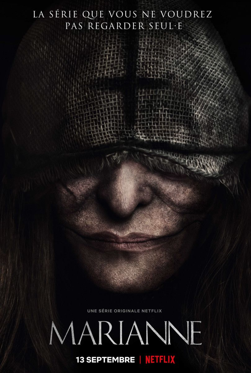 Netflix Has Released A Poster And Trailer For The French Horror Series Marianne Ahead Of Its Arrival On Th Netflix Horror Series Netflix Horror Netflix Online