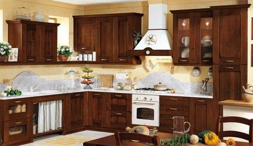 amoblamientos de cocina rustico buscar con google