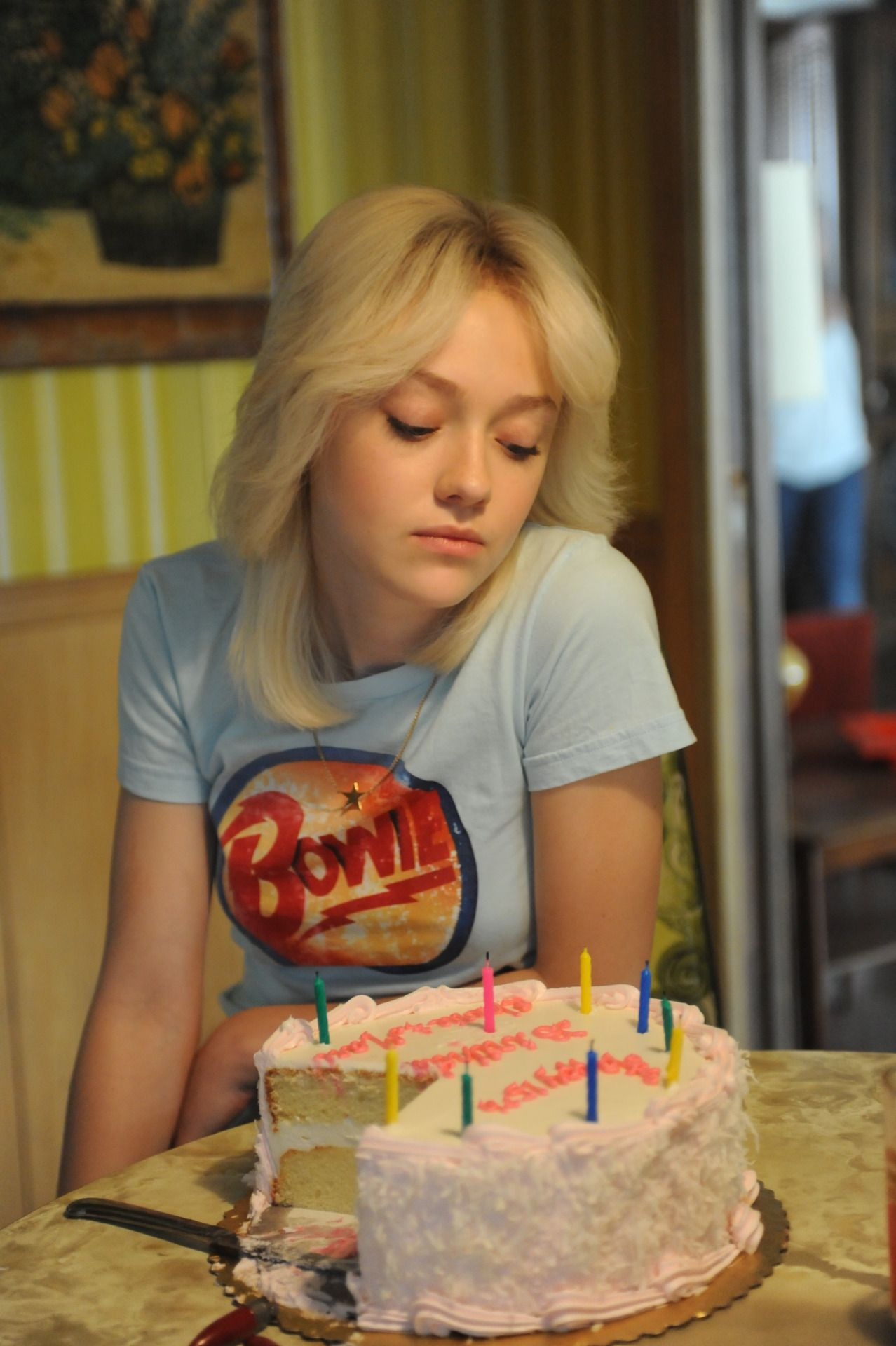 Dakota Fanning As Cherie Currie The Runaways 2010 Dakota