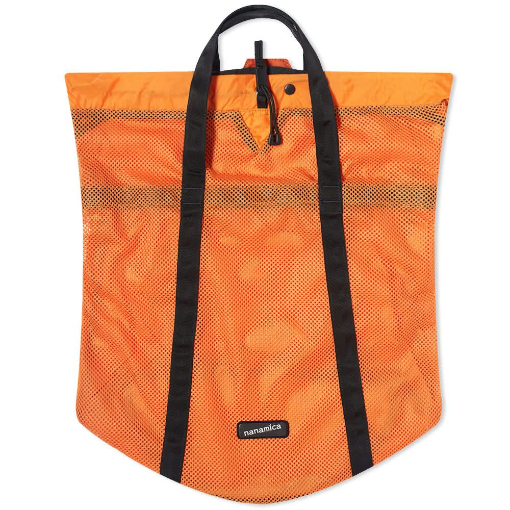 Nanamica Packable Mesh Tote