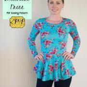 Sweetheart Dress Sweetheart Dress Pattern Blouse Pattern Sewing