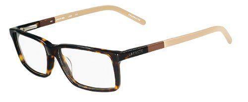 32de071f4bb LACOSTE Eyeglasses L2653 001 Black 53MM Lacoste.  113.00