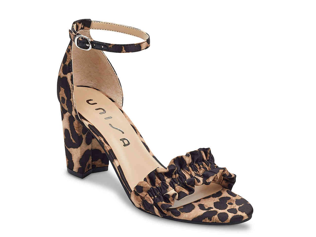 Unisa Diara Sandal Women S Shoes Dsw With Images Heels Ankle Strap Heels Ankle Straps