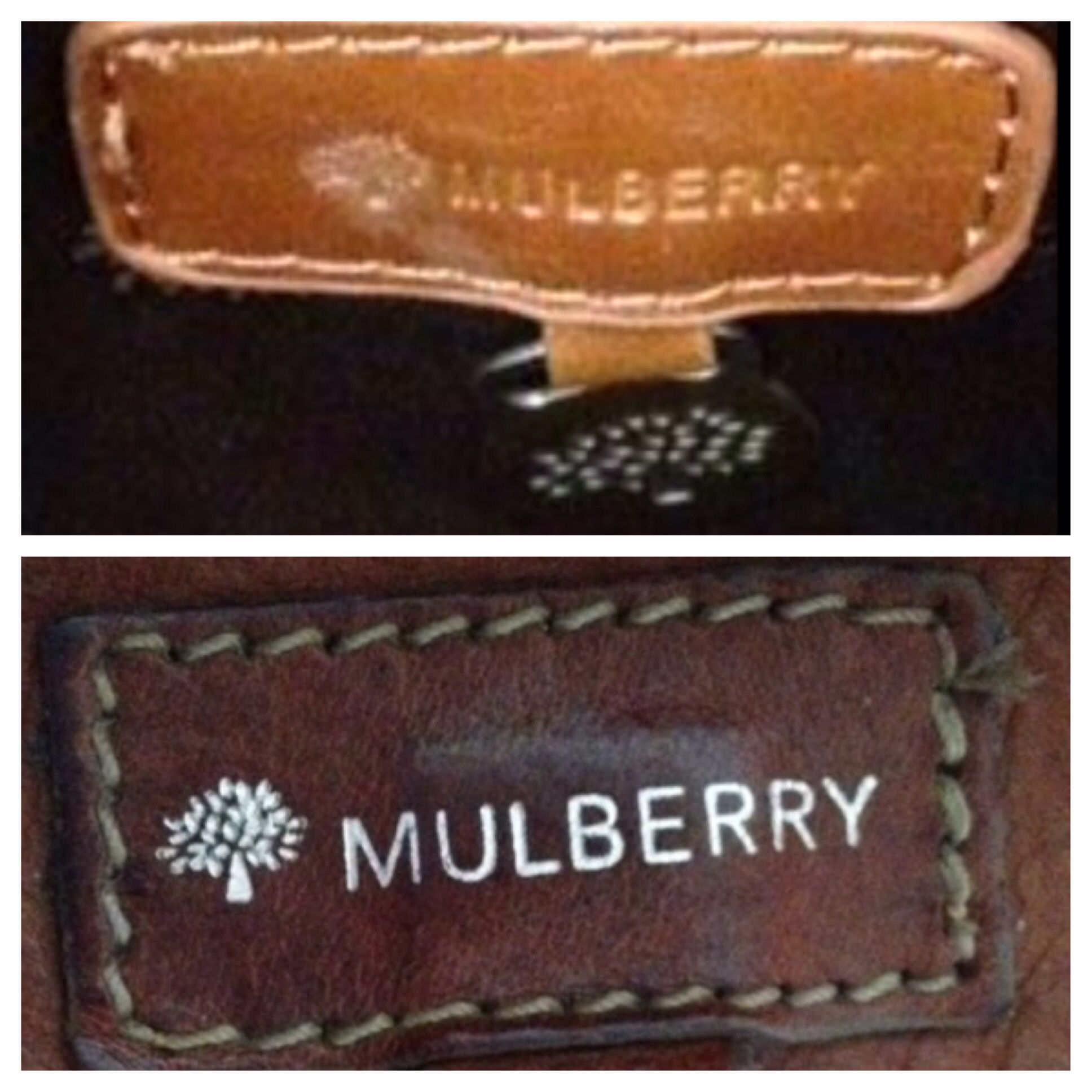 ... Fake V real mulberry tag in bayswater bag. the latest 362f1 8826f ... f7035c1476ab7