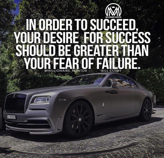 Inspirational Quotes About Failure: Millionaire-Motivation