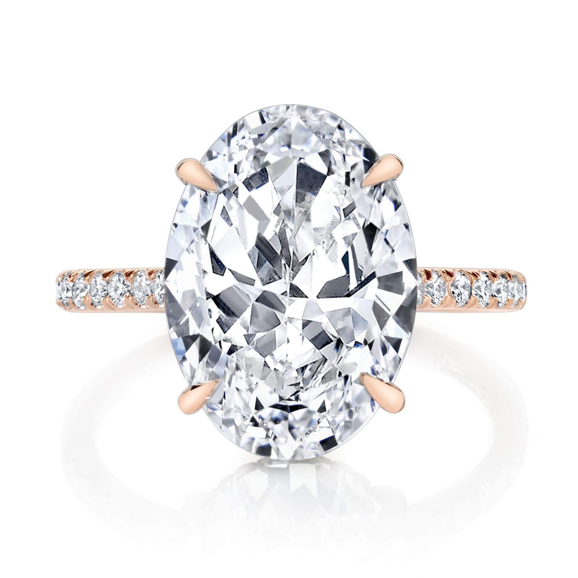 engagement ohio bridal columbus edward jewelry rings jewelers prongless warren store shop