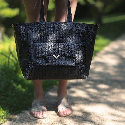Versa Versa handbags  Cabana-Reversible www.versa-versa.com