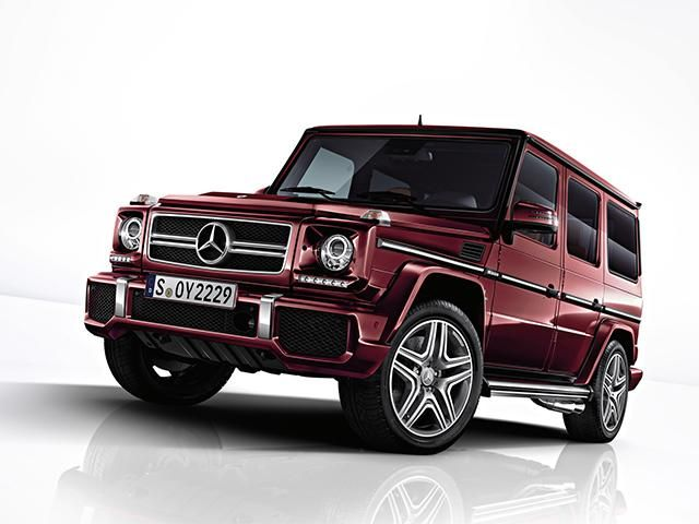 Mercedes Benz Launches Amg G 63 Edition 463 In India Priced At Rs