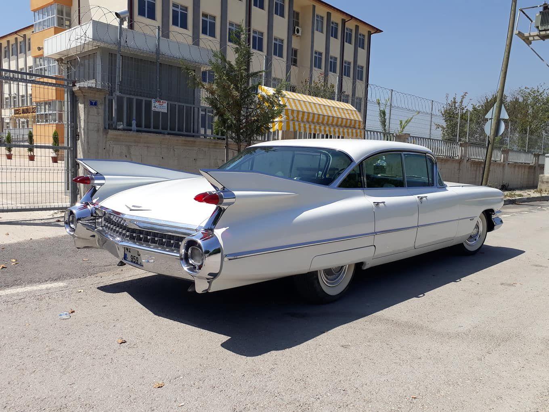 1959 Cadillac Coupe DeVille #usa #cars #retro #old #classics #vinta ...
