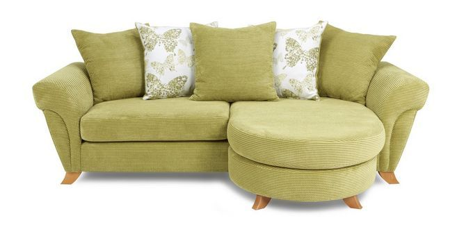 Pennie 4 Seater Pillow Back Lounger Sofa Dfs Moore S Furniture
