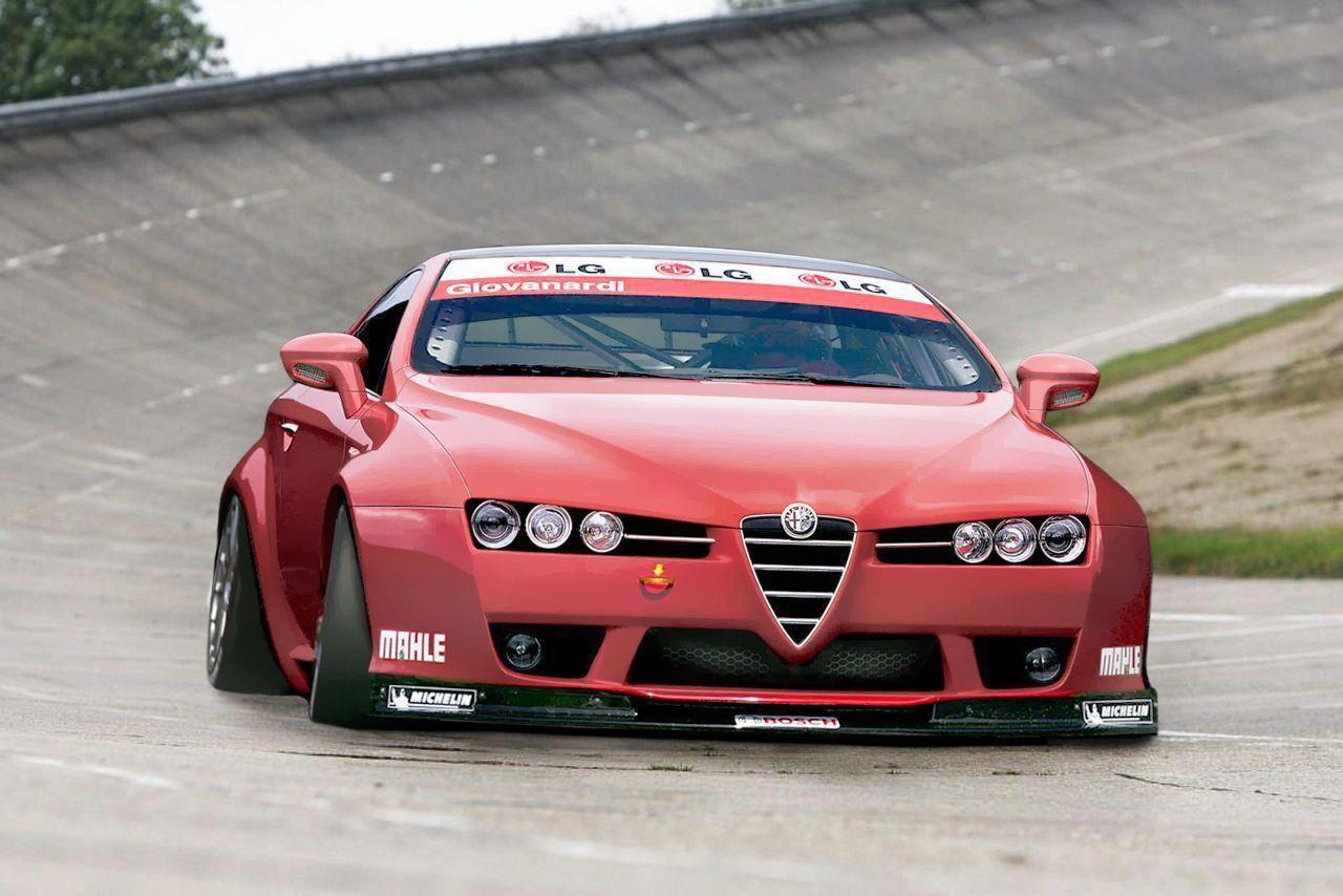 Alfa Brera Autodelta Google Search Alfaromeoquadrifoglio