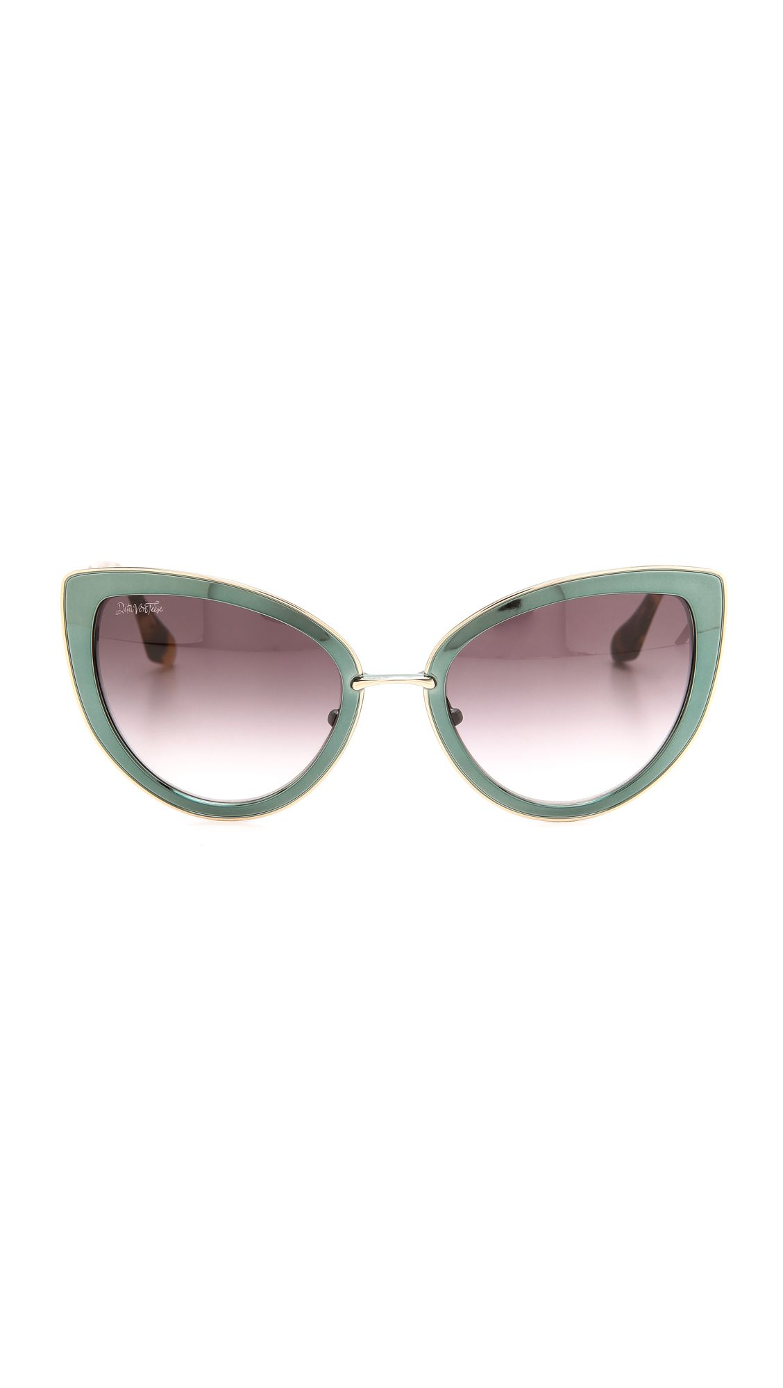 dcc0a4e5b8 Dita Von Teese Eyewear Sophisticat Sunglasses