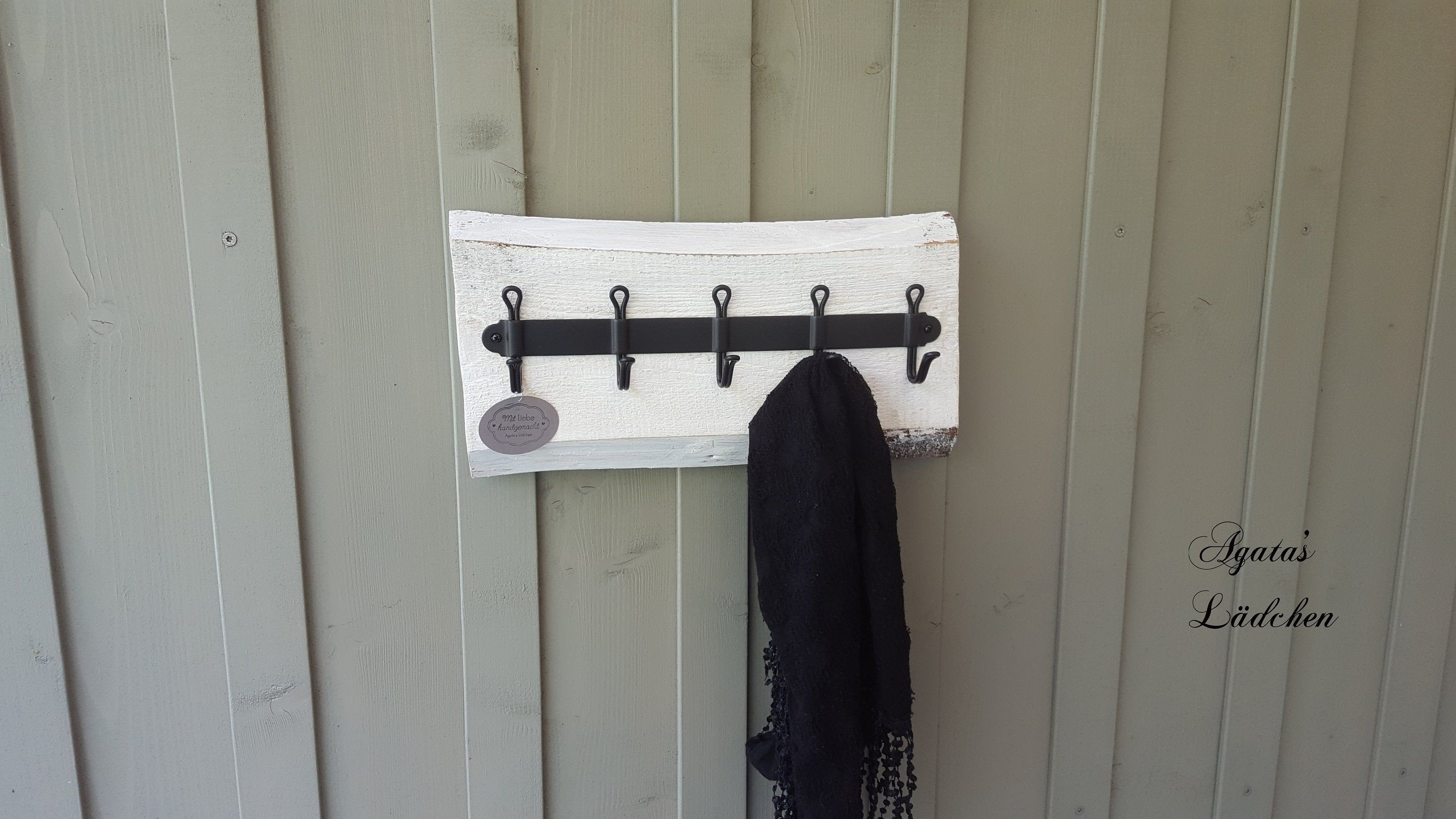 Hakenbar Wall Wardrobe In Shabby Chic Style One Of A Kind Towel