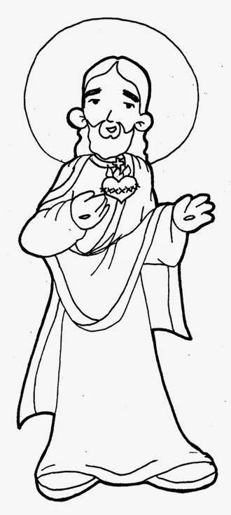 Devocion Al Sagrado Corazon De Jesus La Iglesia Dedica Especialmente Todo El Mes De Junio Al Sagr Corazon De Jesus Sagrado Corazon De Jesus Sagrado Corazon