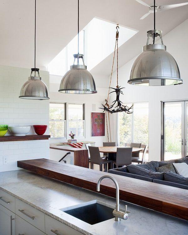Kitchen Lighting Farmhouse Pendant Above
