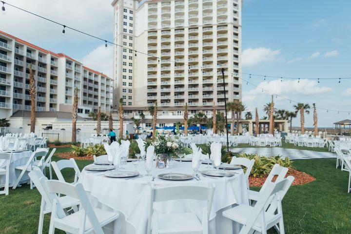 Hilton Pensacola Beach Meaghan