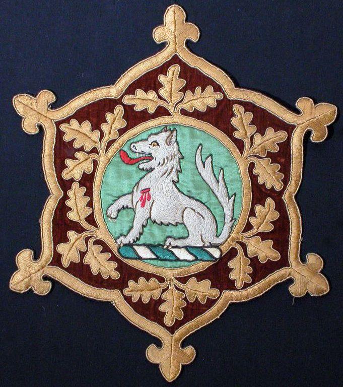 Myddelton Biddulph Armorial Medallion Art institute of