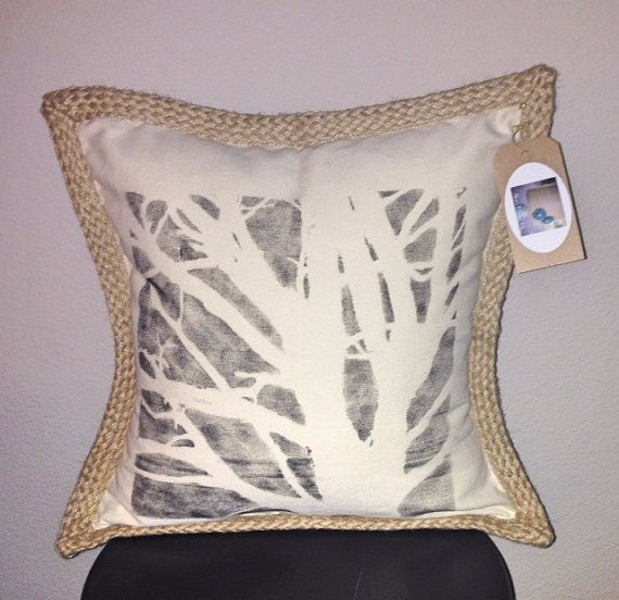 Regal Row Linens: The Edinburgh Pillow Cover by AhavaDesignsTX