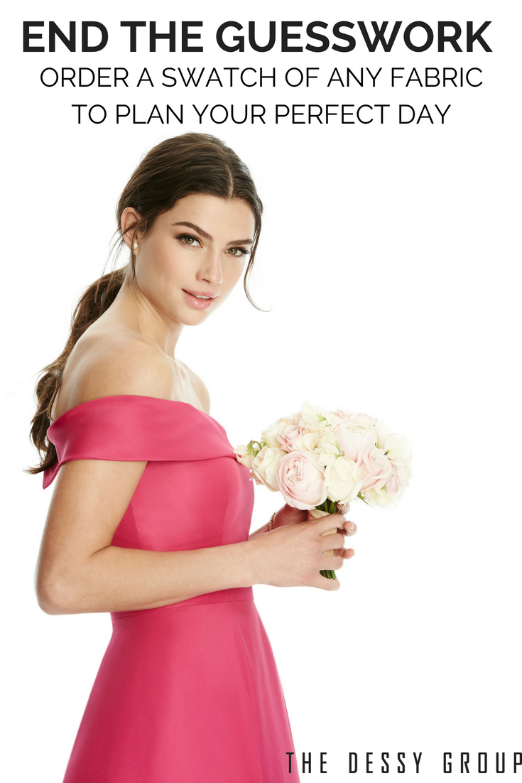 39f3ba3f38b The Dessy Group is your number one source for Bridesmaid