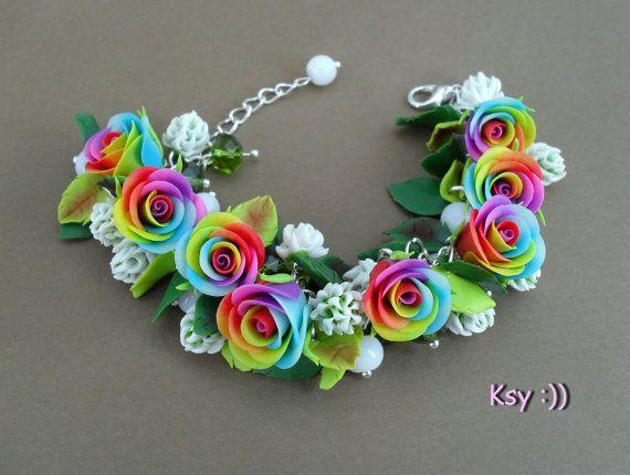 #rainbowroses