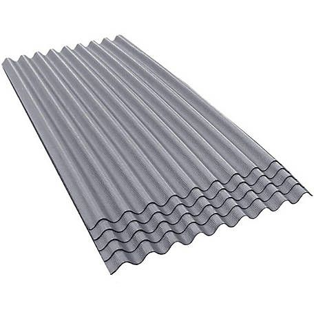 100 5 Panel 3ft By 6 5 Ft Long Corrugated Roofing Sheets Corrugated Roofing