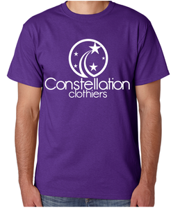 One of our favorite designs. Look like a star with our alternate logo tee from Constellation Clothiers. http://www.constellationclothiers.com/product/purple-alt-logo-tee-preorder