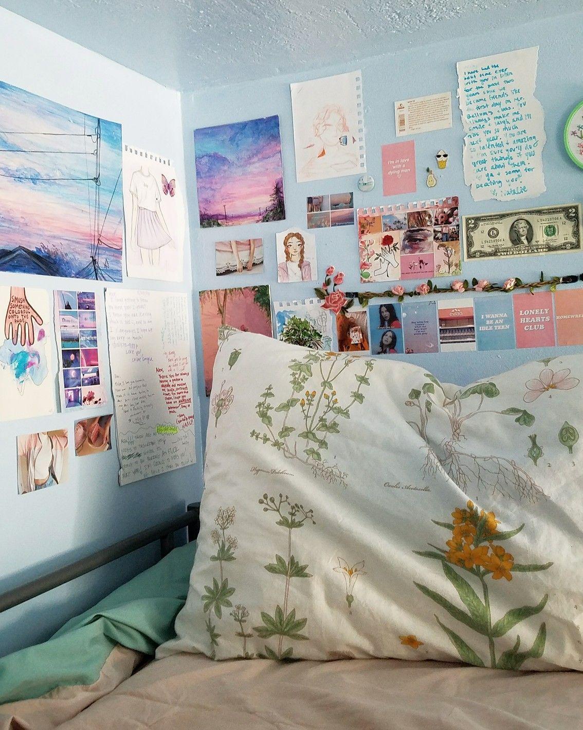 21 Best Art Hoe Bedroom Style